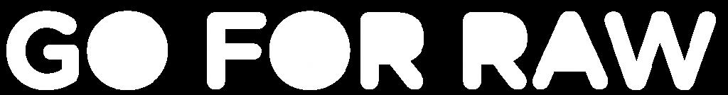 Go For Raw Logo